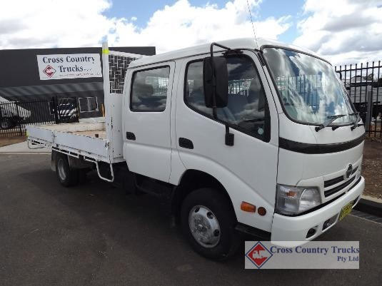 2007 Hino 300 Series 716 Cross Country Trucks Pty Ltd - Trucks for Sale