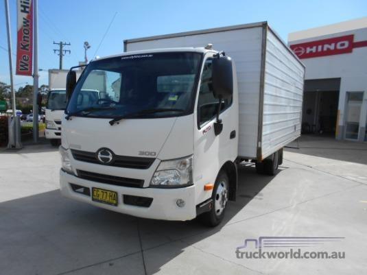 2012 Hino 300 Series 616 Auto Trucks for Sale