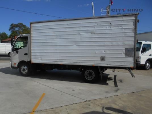 2012 Hino 300 Series 616 Auto City Hino - Trucks for Sale