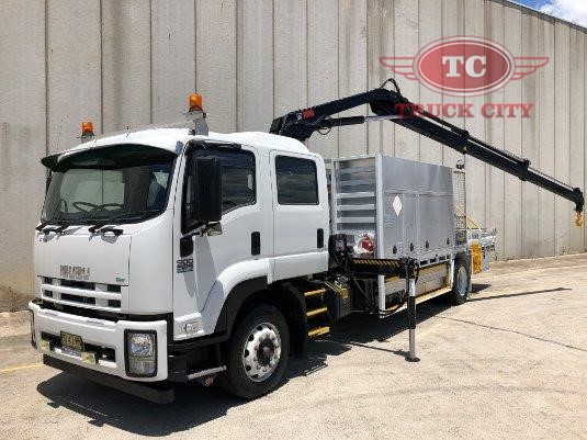 2012 Isuzu FTR 900 Truck City - Trucks for Sale