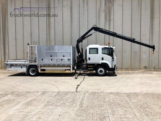 2012 Isuzu FTR 900 - Truckworld.com.au - Trucks for Sale