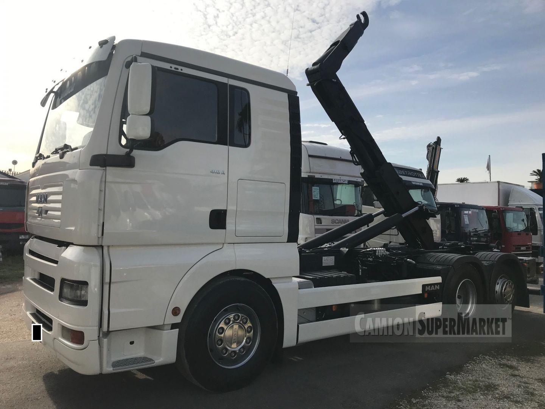 MAN GT410A Usato 2001