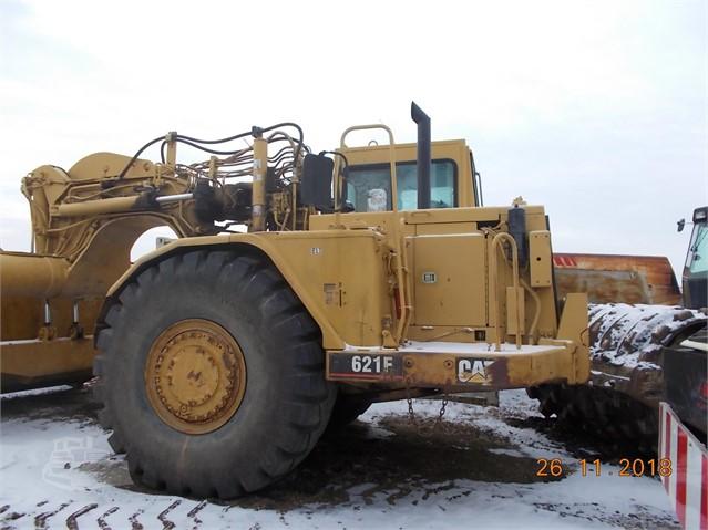 1999 CAT 621F For Sale In Edmonton, Alberta Canada