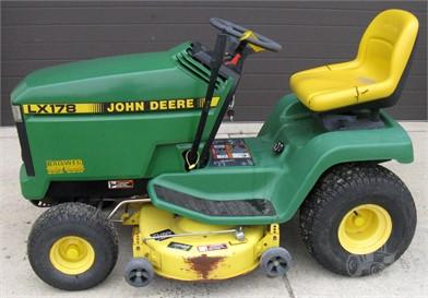 1996 john deere lx178 at tractorhouse com