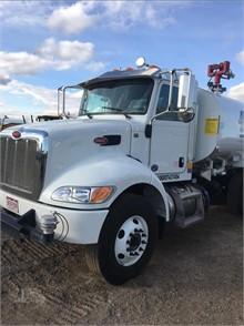 PETERBILT Water Tank Trucks For Sale In Colorado Springs