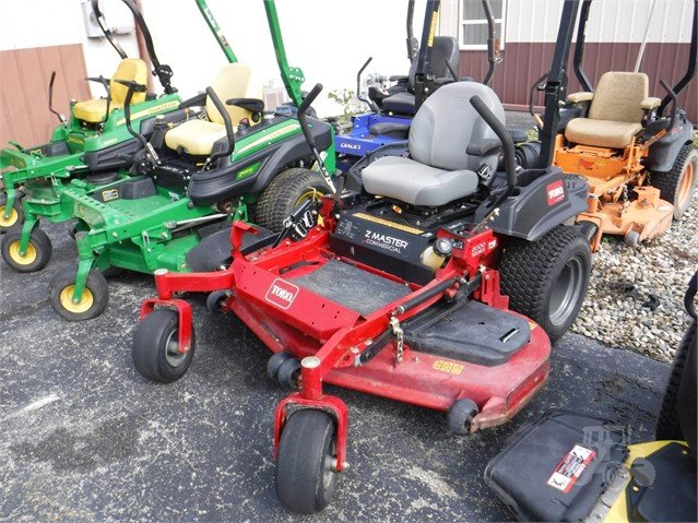 2015 TORO Z MASTER COMMERCIAL 2000 For Sale In NEWTON, Illinois