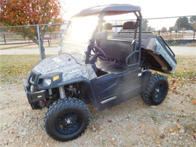 HISUN Utility Vehicles Auction Results - 7 Listings