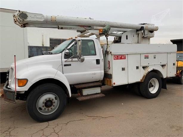 ALTEC L42A Bucket Trucks / Service Trucks For Sale - 13