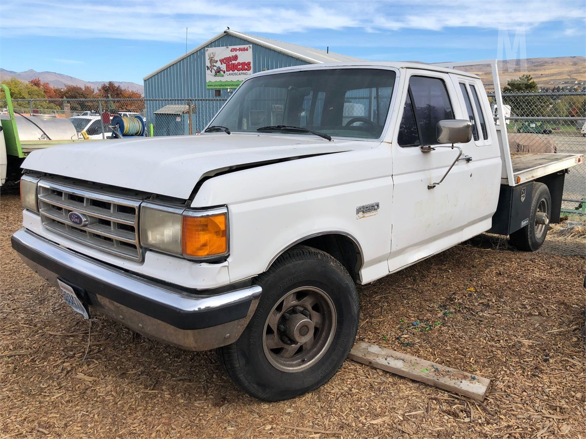 1987 Ford F250 >> 1987 Ford F250 For Sale In Moses Lake Washington