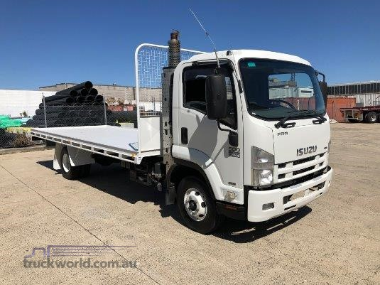 2009 Isuzu FRR 550 Long - Truckworld.com.au - Trucks for Sale