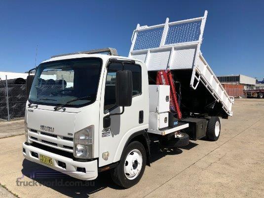 2008 Isuzu NQR 450 Long Trucks for Sale