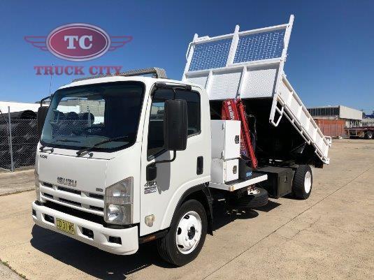 2008 Isuzu NQR 450 Long Truck City - Trucks for Sale