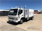 Fuso Canter 4.5 Service Vehicle|Table / Tray Top Drop Sides