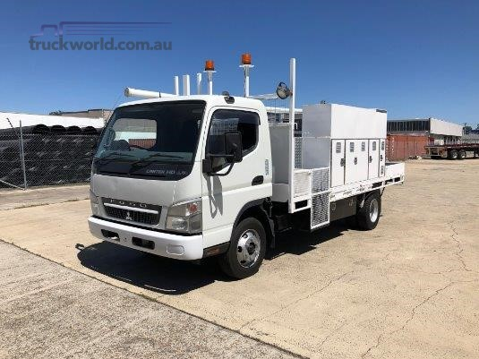 2010 Mitsubishi Canter 4.5 Trucks for Sale
