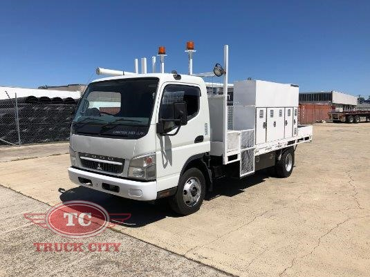 2010 Mitsubishi Canter 4.5 Truck City - Trucks for Sale