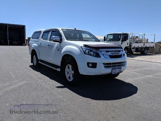 2013 Isuzu UTE D-Max 4x4 LS-U Crew Cab Ute - Truckworld.com.au - Light Commercial for Sale
