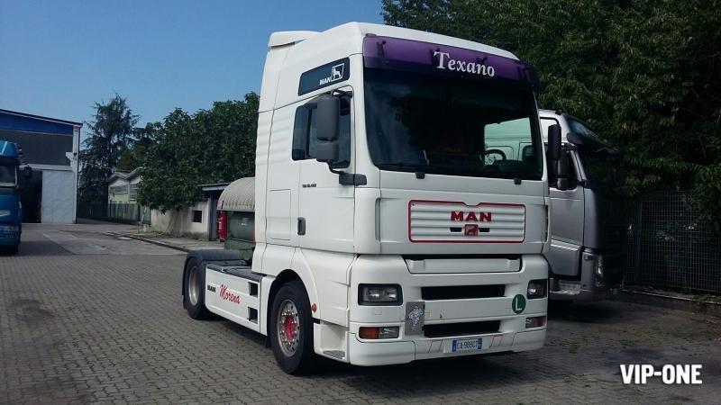 MAN TGA18.460 #Used 2002