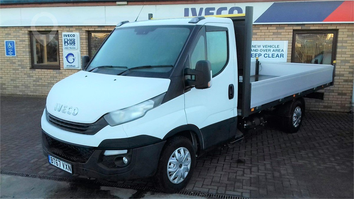 Used 2017 IVECO DAILY 35S10 For Sale in ANGUS, United Kingdom (ID:  29495097) | Truck Locator UK
