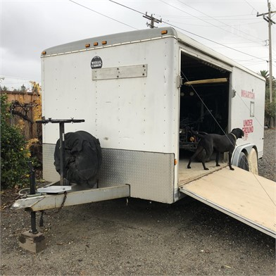 WELLS CARGO Trailers Auction Results - 514 Listings