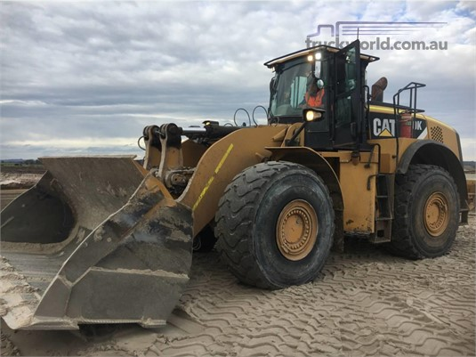 2011 Caterpillar 980K Heavy Machinery for Sale