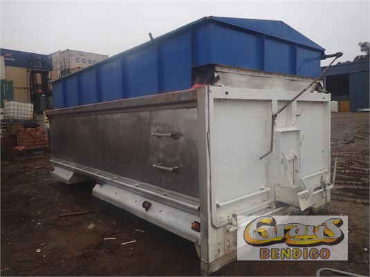 Hercules Body Grays Bendigo - Truck Bodies for Sale