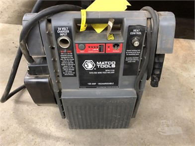MATCO TOOLS Shop / Warehouse Auction Results - 1 Listings