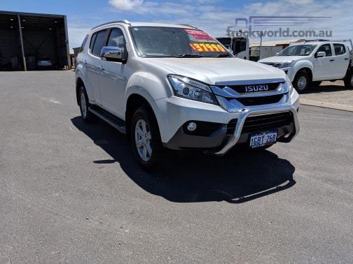 2015 Isuzu UTE MU-X 4x4 LS-T - Truckworld.com.au - Light Commercial for Sale