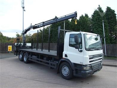 2007 DAF CF75.310 at TruckLocator.ie