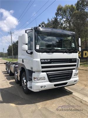 2018 DAF CF85 Trucks for Sale