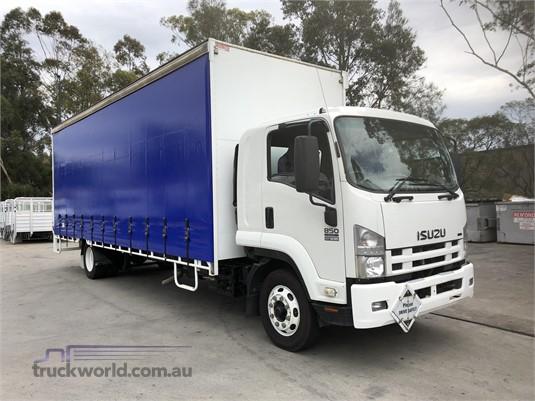 2009 Isuzu FSD Trucks for Sale