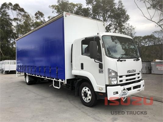 2009 Isuzu FSD Used Isuzu Trucks - Trucks for Sale