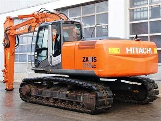 HITACHI ZX210 LC-3
