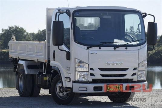 2017 Isuzu NLR Used Isuzu Trucks - Trucks for Sale