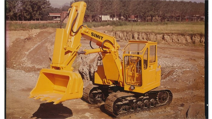 Digging In: A Brief History Of New Holland Excavators