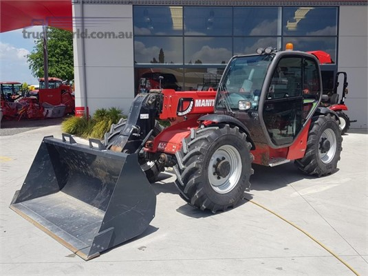 2015 Manitou MLTX735 Forklifts for Sale
