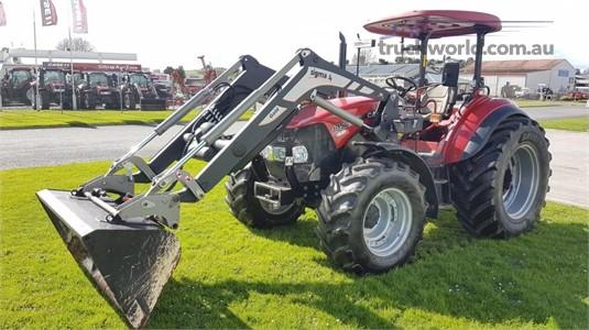 2016 Case Ih Farmall 105C - Farm Machinery for Sale