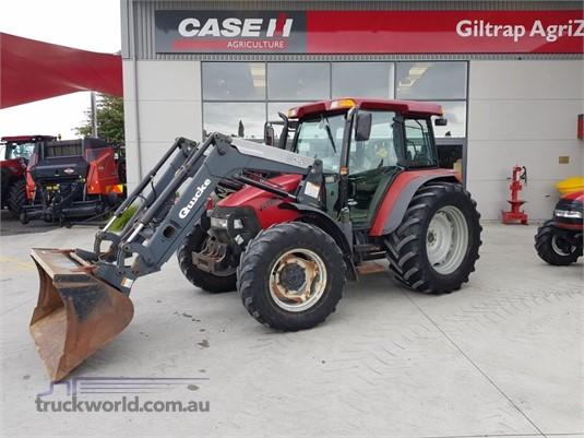 2008 Case Ih JX1100U - Farm Machinery for Sale