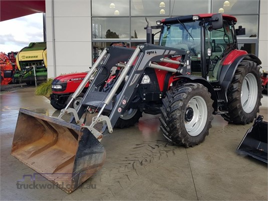 2014 Case Ih Maxxum 110 - Farm Machinery for Sale