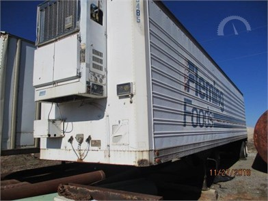 Reefer Trailers Auction Results - 230 Listings | AuctionTime