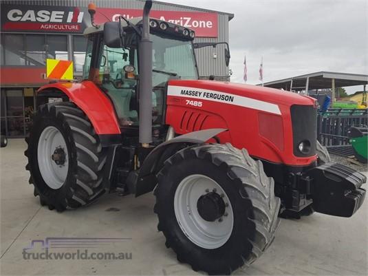 2007 Massey Ferguson 7485 Farm Machinery for Sale