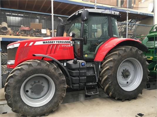 2017 Massey Ferguson 7726 Farm Machinery for Sale