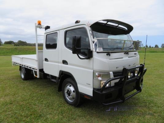 2012 Fuso Canter 918 Crew Cab - Trucks for Sale