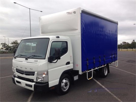 2018 Fuso Canter 815 Wide - Truckworld.com.au - Trucks for Sale