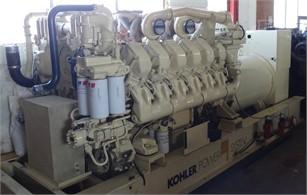 MTU 12V4000 Stationary Generators For Sale - 4 Listings