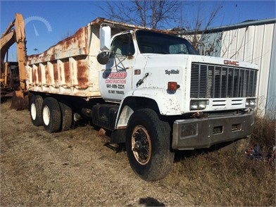 GMC TOPKICK C4500 Medium Duty Trucks Auction Results - 23