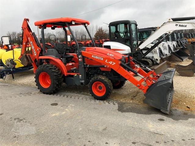 2017 KUBOTA L47 For Sale In Huntingburg, Indiana