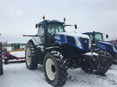 Gebruikt NEW HOLLAND T8 275 Te Koop - 19 Advertenties | Tractor