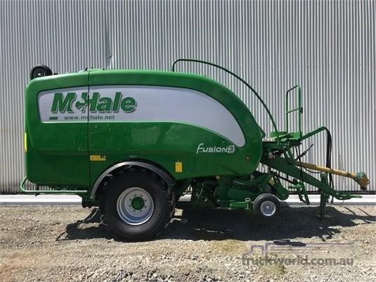 2016 Mchale Fusion 3 - Farm Machinery for Sale
