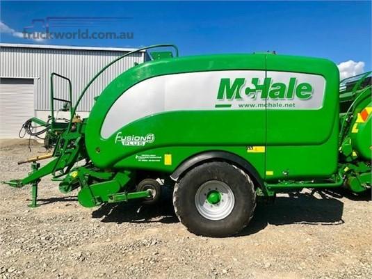 2014 Mchale Fusion 3 Plus - Farm Machinery for Sale