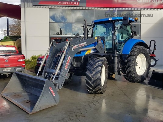 2008 New Holland T6080 - Farm Machinery for Sale